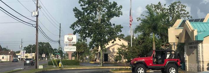 Chiropractic St Petersburg FL Hood Chiropractic Office